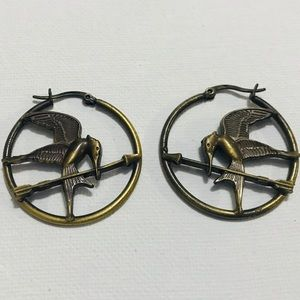 Jewelry - HUNGER GAMES INSPIRED EARRINGS